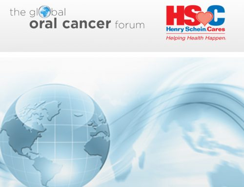 OCF Founder, Brian R. Hill, Honored by the Global Oral Cancer Forum