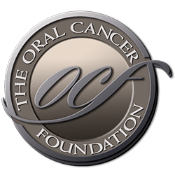 The Oral Cancer Foundation Mobile Retina Logo