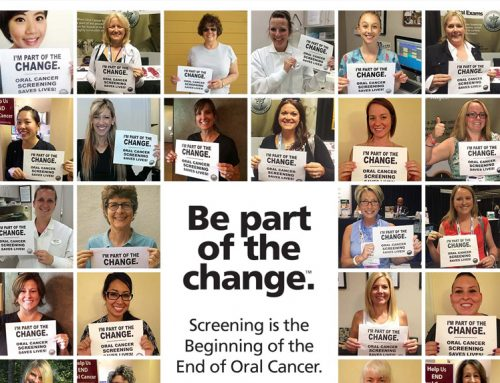 """""""Be part of the change™"""""""