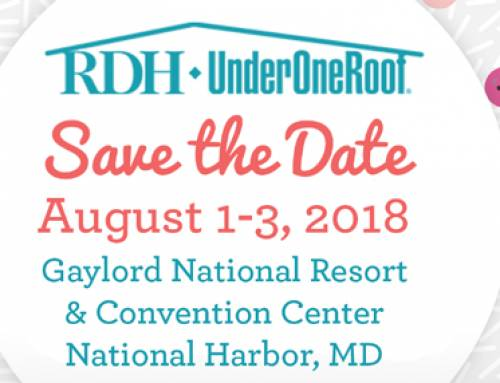 RDH – Under One Roof 2018 – Aug 1st-3rd