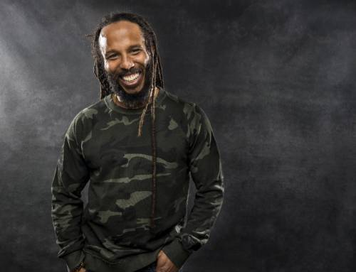 Eight-Time GRAMMY® Winner Ziggy Marley Partners with the Oral Cancer Foundation